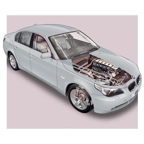 Auto moderne answer: BMW 5 SERIES