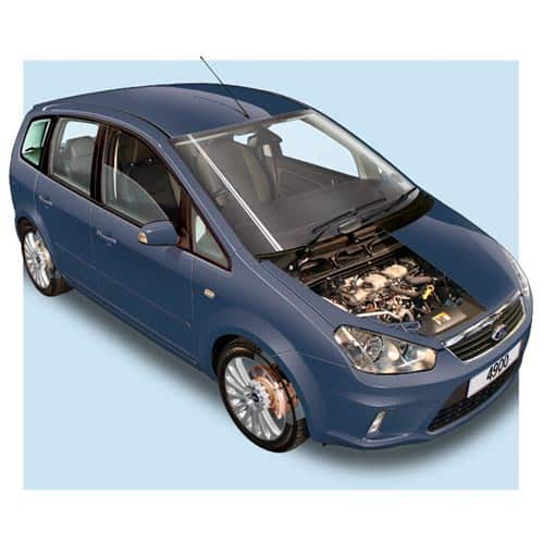 Auto moderne answer: FORD C-MAX