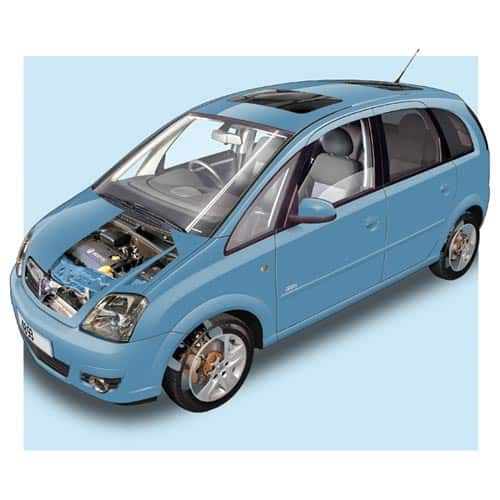 Auto moderne answer: VAUXHALL MERIVA