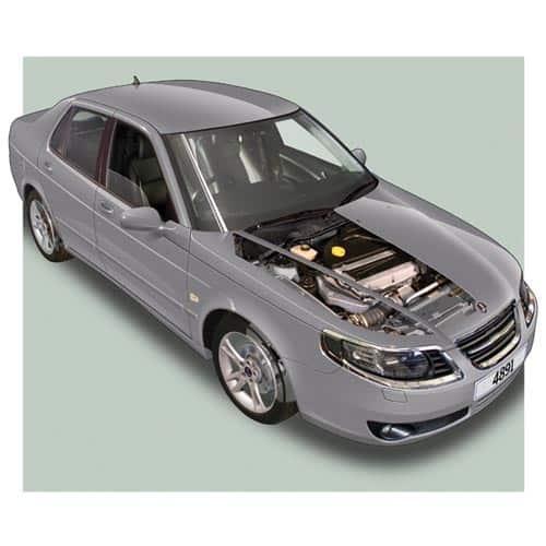 Auto moderne answer: SAAB 9-5