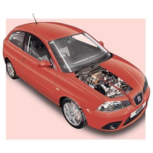 Auto moderne answer: SEAT IBIZA MK3