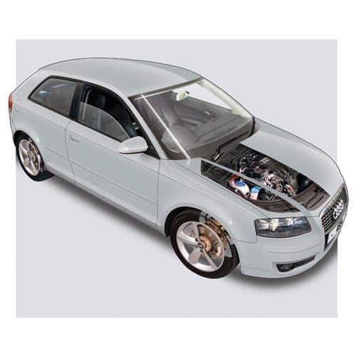 Auto moderne answer: AUDI A3