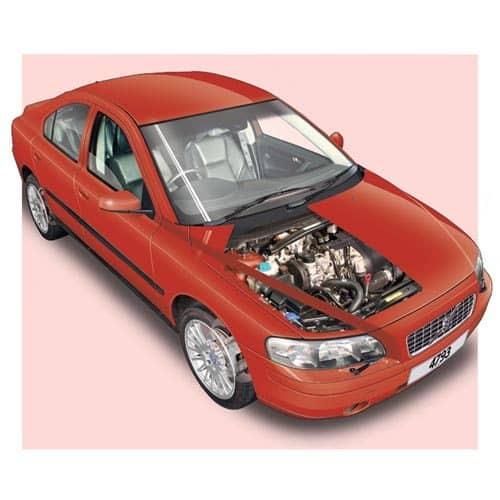 Auto moderne answer: VOLVO S60