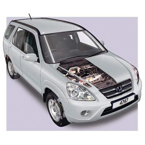 Auto moderne answer: HONDA CR-V