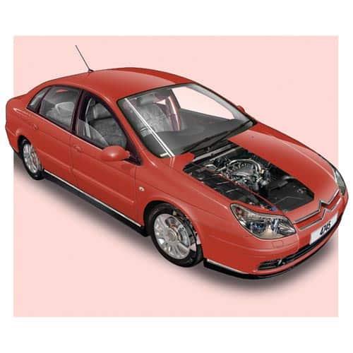 Auto moderne answer: CITROEN C5