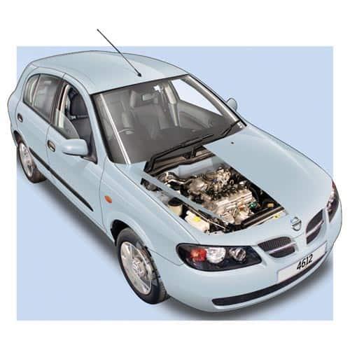 Auto moderne answer: ALMERA MK2