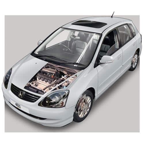 Auto moderne answer: HONDA CIVIC