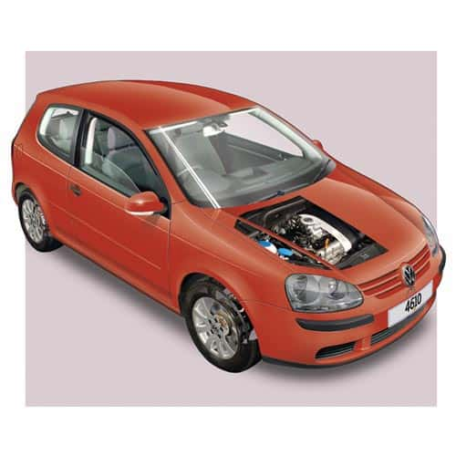 Auto moderne answer: VW GOLF MK5