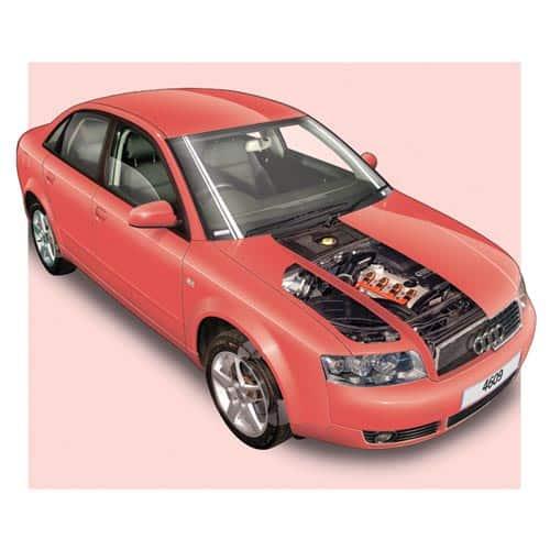 Auto moderne answer: AUDI A4