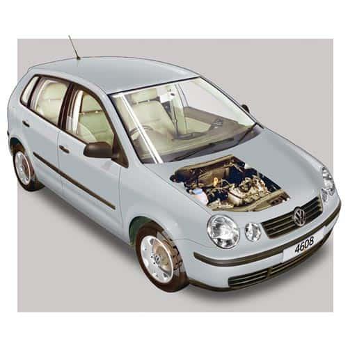 Auto moderne answer: VW POLO MK4