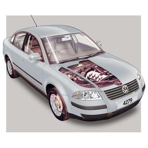 Auto moderne answer: VW PASSAT