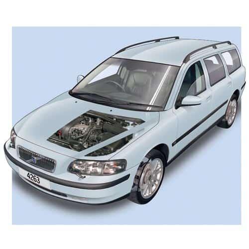 Auto moderne answer: VOLVO V70
