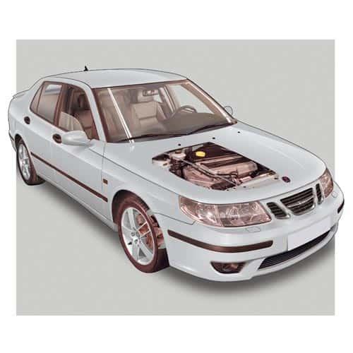 Auto moderne answer: SAAB 9-3
