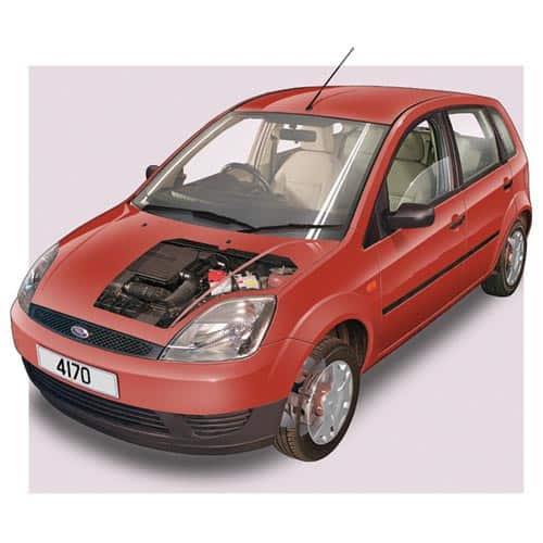 Auto moderne answer: FORD FIESTA MK4