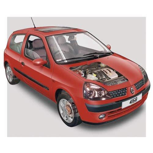 Auto moderne answer: RENAULT CLIO MK3