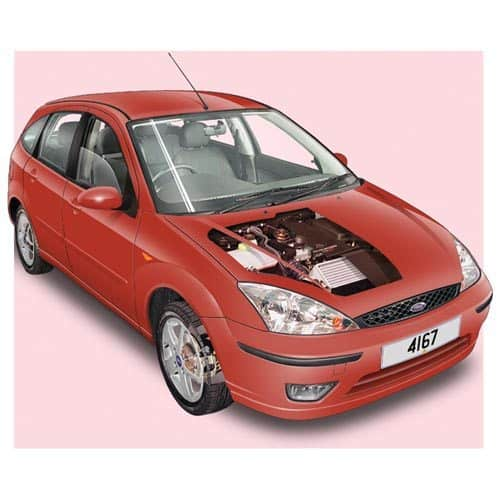 Auto moderne answer: FORD FOCUS