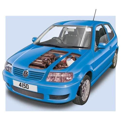 Auto moderne answer: VW POLO MK3
