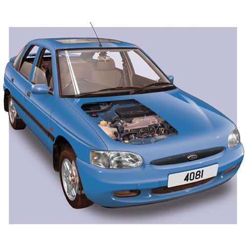 Auto moderne answer: FORD ESCORT