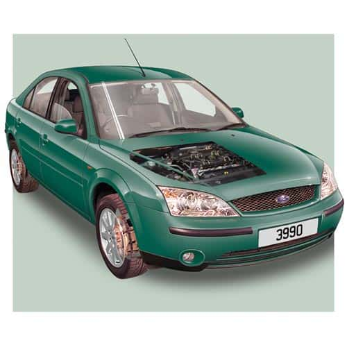 Auto moderne answer: FORD MONDEO MK3