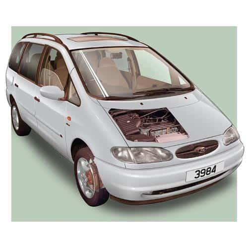 Auto moderne answer: FORD GALAXY