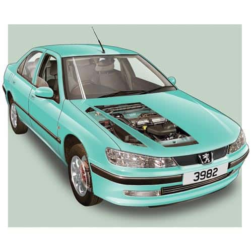 Auto moderne answer: PEUGEOT 406