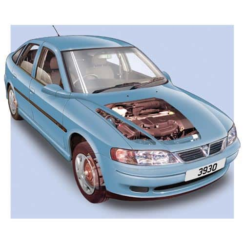 Auto moderne answer: VAUXHALL VECTRA