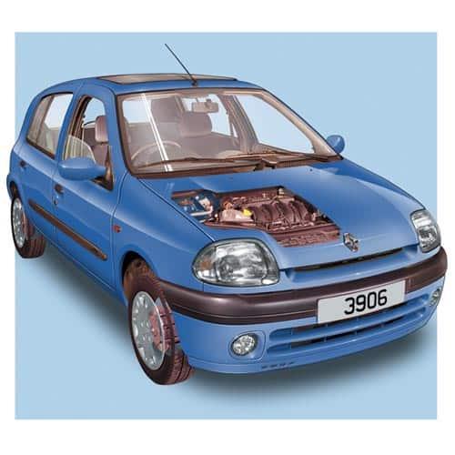 Auto moderne answer: RENAULT CLIO MK2