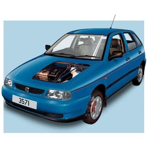 Auto moderne answer: SEAT IBIZA MK1