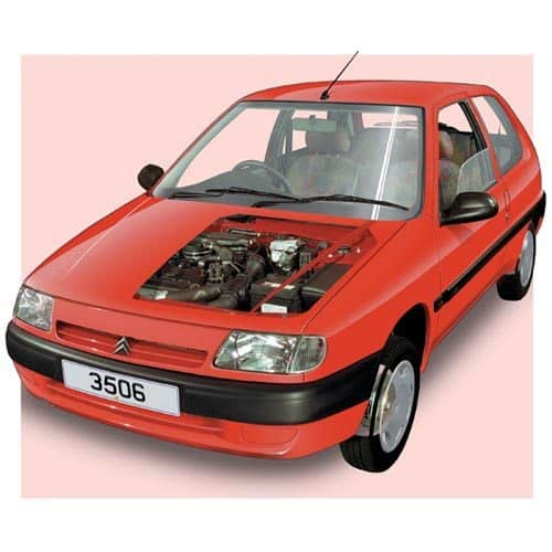 Auto moderne answer: CITROEN SAXO