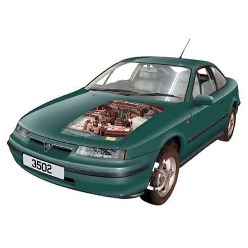 Auto moderne answer: CALIBRA