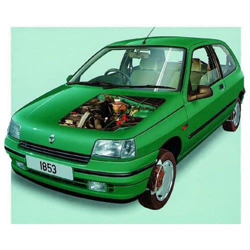 Auto moderne answer: RENAULT CLIO MK1