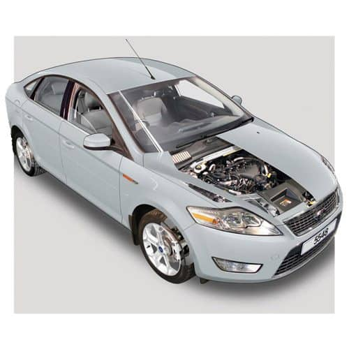 Auto moderne answer: FORD MONDEO MK4