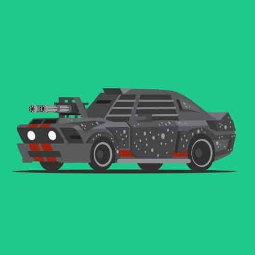 Auto nel cinema answer: DEATH RACE