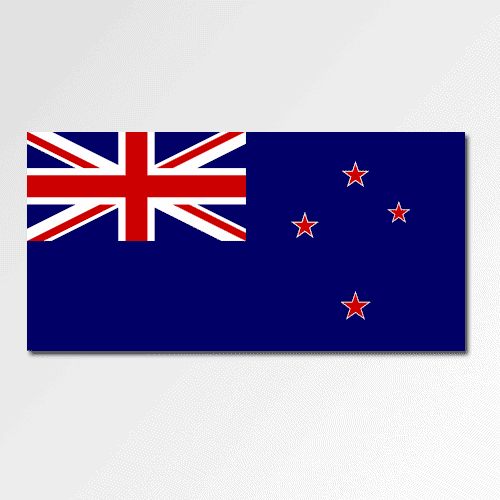 Bandiere answer: NUOVA ZELANDA