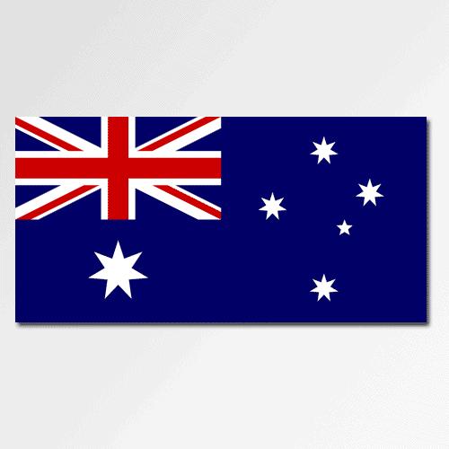 Bandiere answer: AUSTRALIA