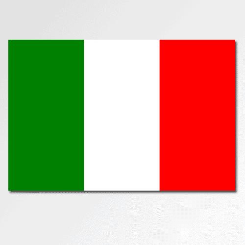 Bandiere answer: ITALIA