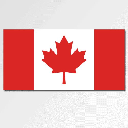 Bandiere answer: CANADA