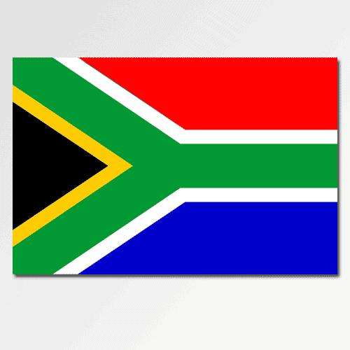 Bandiere answer: SUDAFRICA