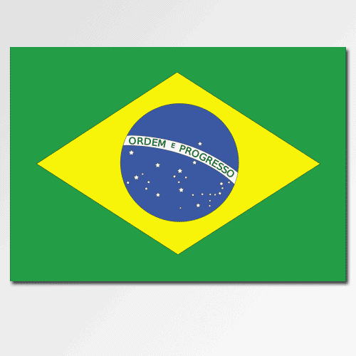Bandiere answer: BRASILE