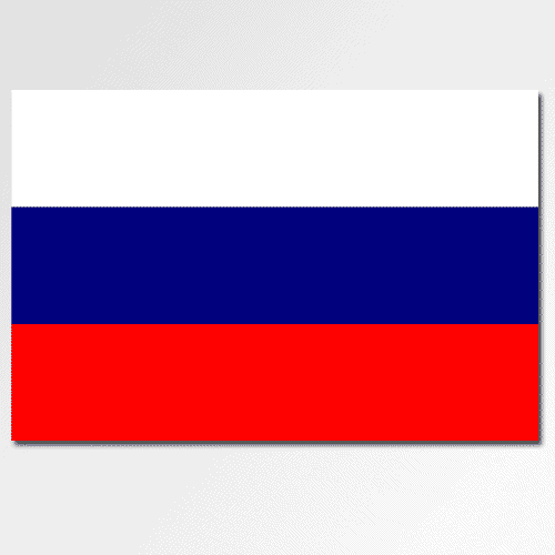 Bandiere answer: RUSSIA