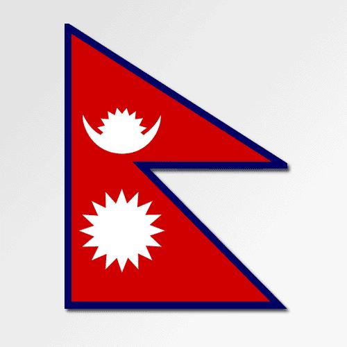 Bandiere answer: NEPAL