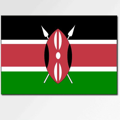 Bandiere answer: KENYA