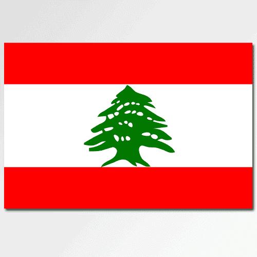 Bandiere answer: LIBANO