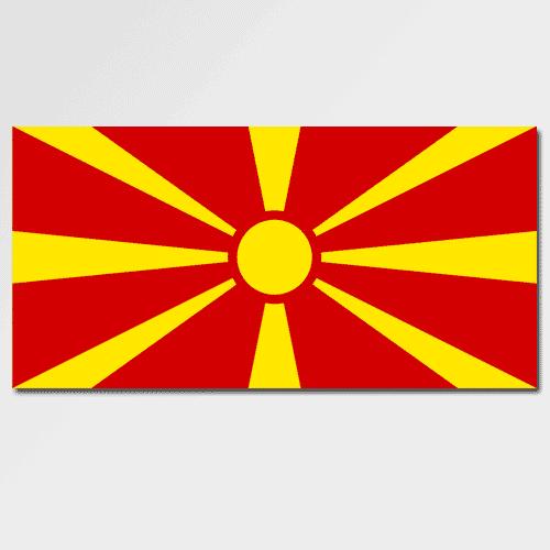 Bandiere answer: MACEDONIA