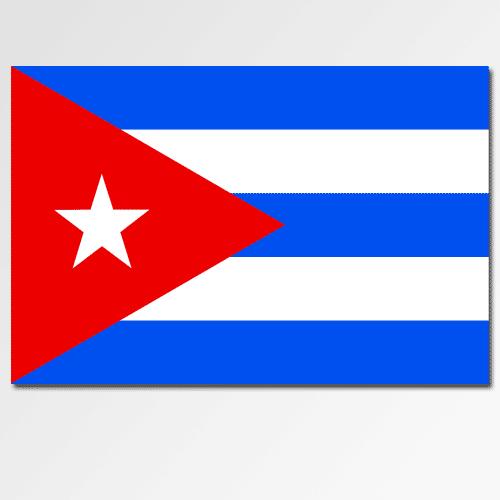 Bandiere answer: CUBA