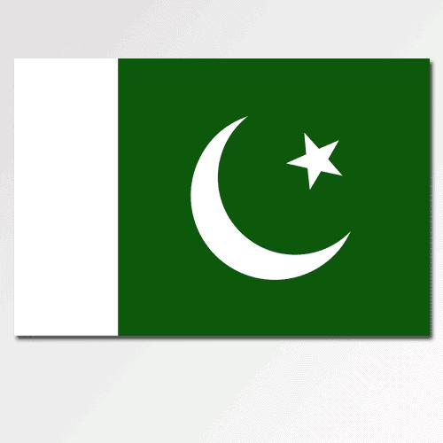 Bandiere answer: PAKISTAN