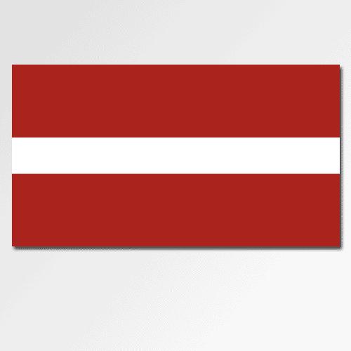 Bandiere answer: LETTONIA