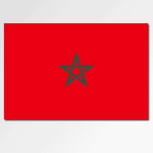 Bandiere answer: MAROCCO