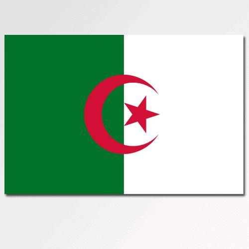 Bandiere answer: ALGERIA