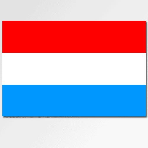 Bandiere answer: LUSSEMBURGO